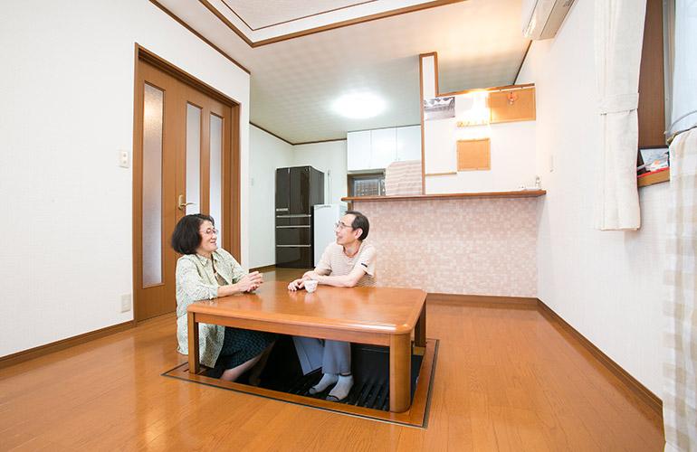 性能評価と制震+耐震を兼ね備えた、地震の揺れを吸収する強くて安心な家