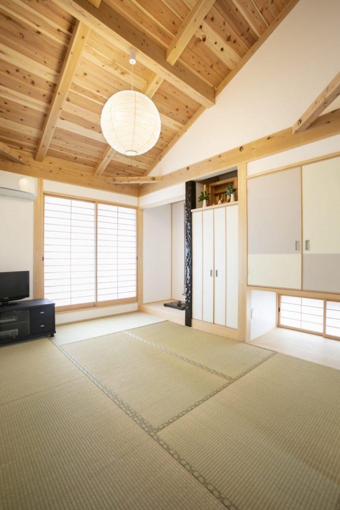 畳の種類と特徴