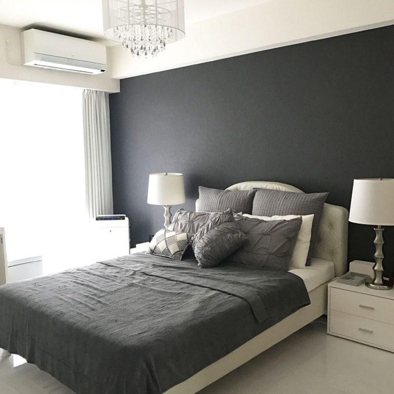 寝室(自然な眠りを誘う空間演出)