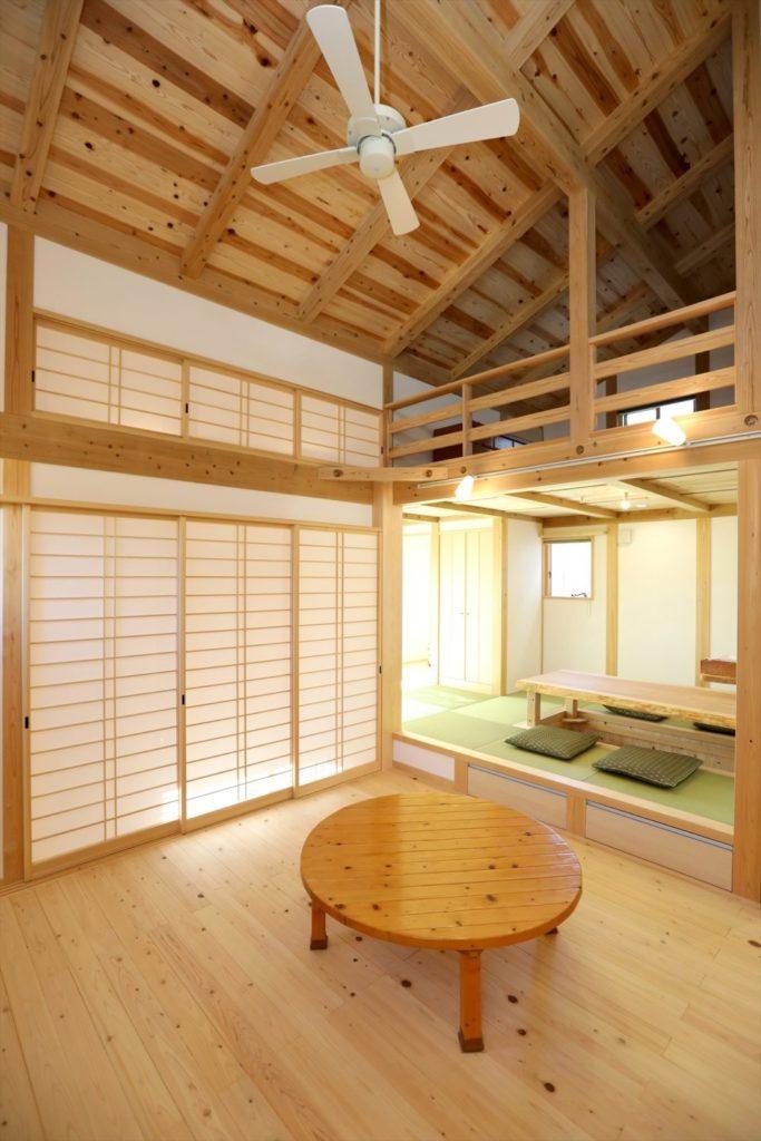 日本ならではの和の空間