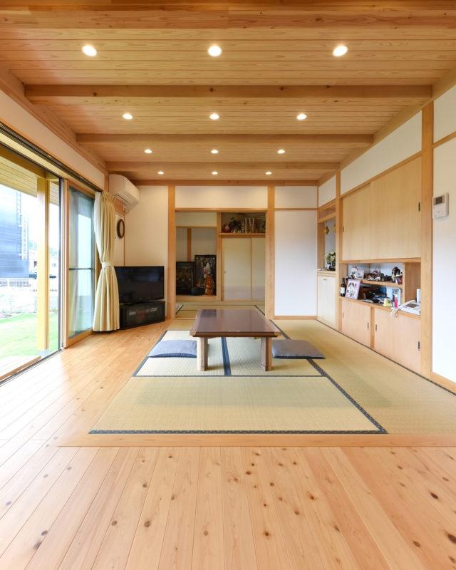 日本の文化。「床座スタイル」