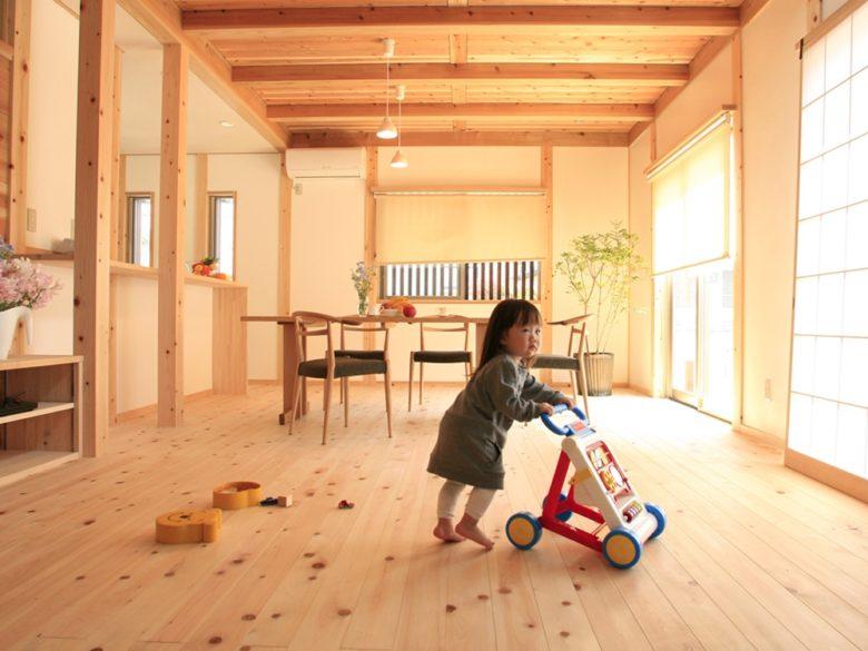 ライフステージで変化する子供部屋