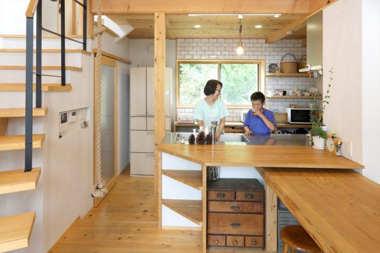 棟梁が作る家具